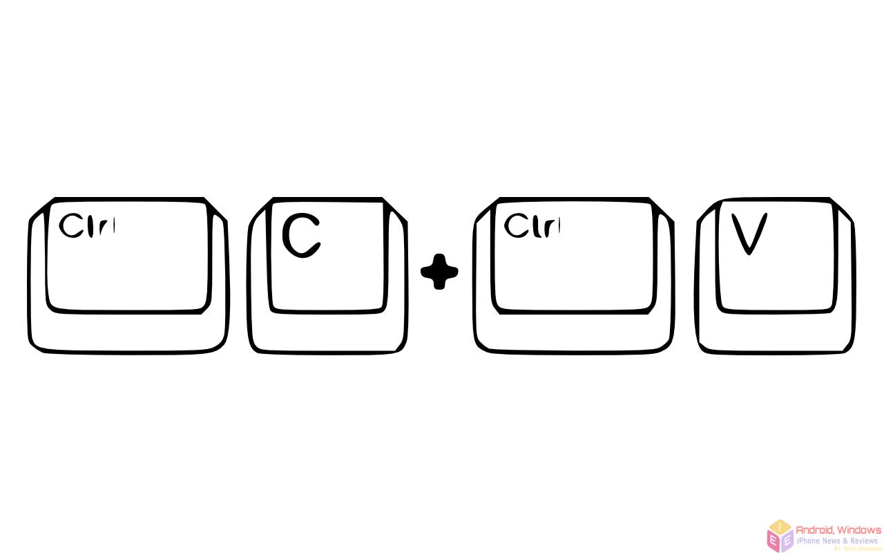 Copy a selected item: Ctrl+C - Windows keyboard shortcuts