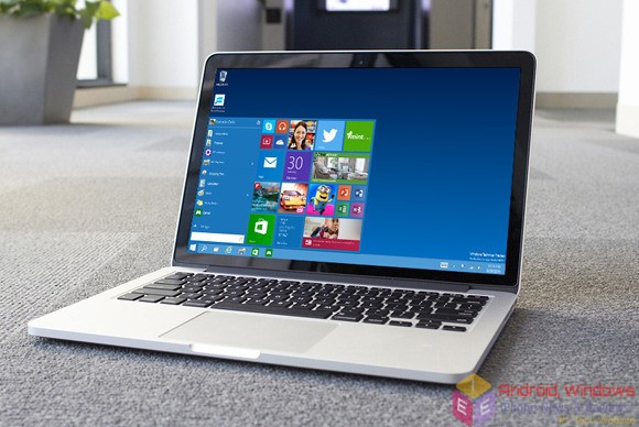 How to install Windows 10 on a Mac