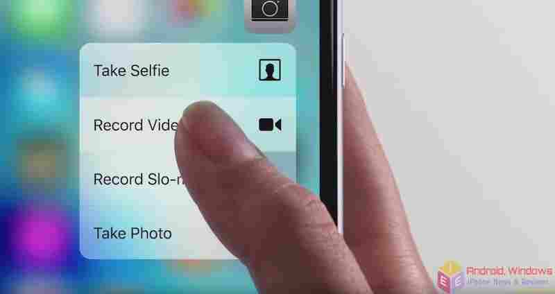 what 3D Touch can do on the iPhone 6S - 3d force touch