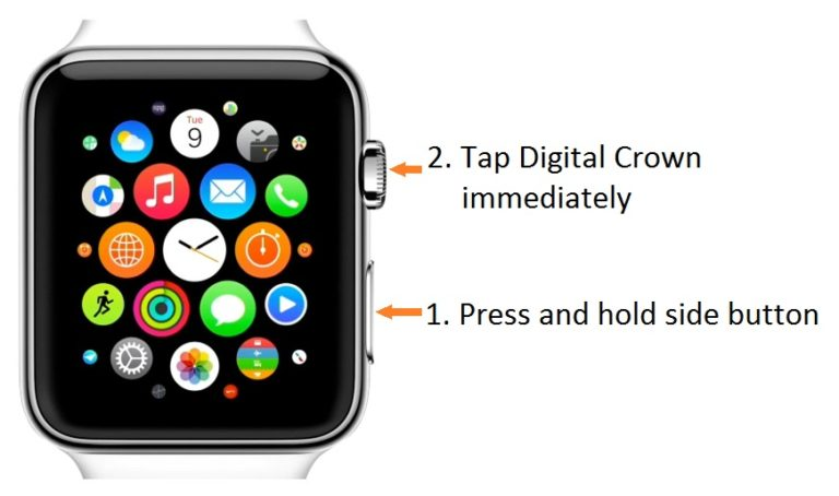 How do you take a screenshot on an Apple watch: How to take screenshot on Apple Watch
